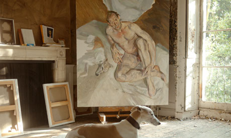 Lucian Freud Dog Lucian Freud 39 s Final Work to