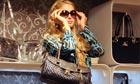 Paris Hilton in Mumbai, India lost in showbiz