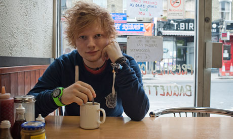 Ed Sheeran Quot Quot Review Music The Guardian