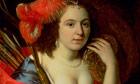 Granida by Bartholomeus van der Helst (