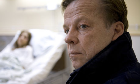 Krister Henriksson as Wallander