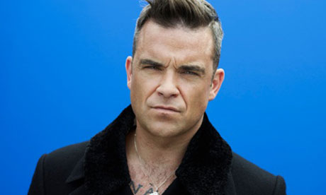 robbie williams take the crown review music the. Black Bedroom Furniture Sets. Home Design Ideas