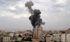 Gaza air strike