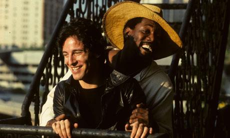 Bruce Springsteen, Clarence Clemons, 1978