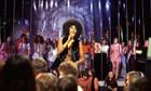 Marsha Hunt performing on Top of the Pops in 1970.