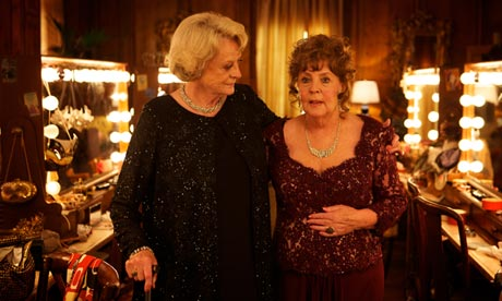 Maggie Smith and Pauline Collins in Quartet.