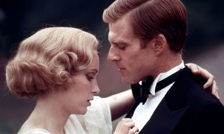Robert Redford Great Gatsby Mia farrow robert redford in