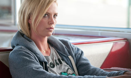 Charlize Theron in Young Adult. Photograph: Photo Credit: Phillip V. Caruso