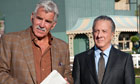 Dennis Farina and Dustin Hoffman in Sky Atlantic drama Luck