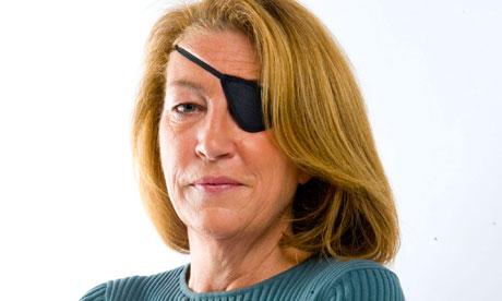 Handout photograph of journalist Marie Colvin