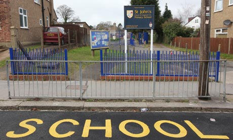 st john's primary school in croydon.