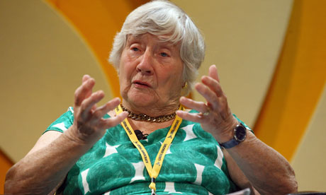 Liberal Democrat peer Shirley Williams
