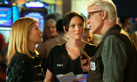 TV review: CSI, Frost On Interviews