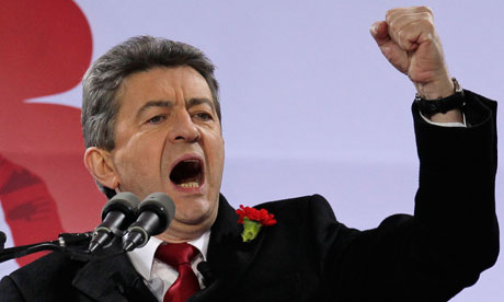 Far-left firebrand Jean-Luc MéLENCHON calls for a 'civic ...