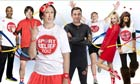 Celebs on The Night of Sport Relief