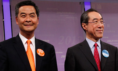 Hong Kong election: all bets off after frontrunner's calamitous ...