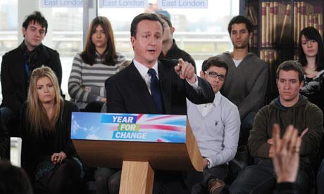 David Cameron speech