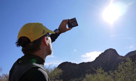 Horizon solar science