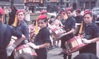 Falangist victory parade
