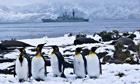 Falklands oil exploration dispute