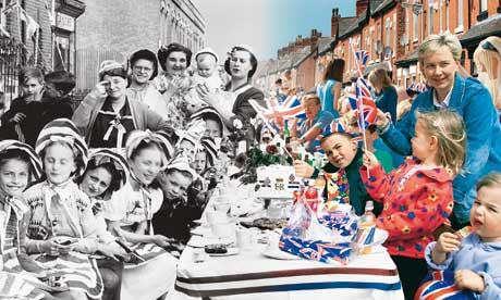 Jubilee streetparty