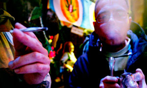 Dutch government decrees that all cannabis cafes are off-limits to tourists