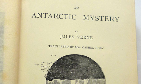 Jules Verne book sold
