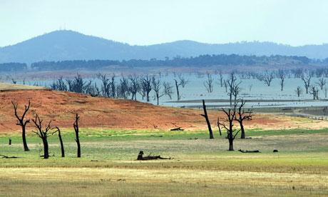 australia drought,