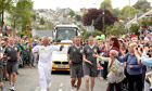 Day 1 - Olympic Torch Relay
