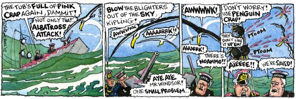 Steve Bell's If... 09.05.2012