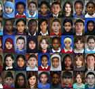 UK - London - Multiculturalism - Faces of the future