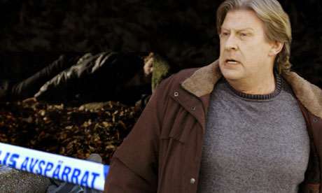 Rolf Lassgard as Wallander