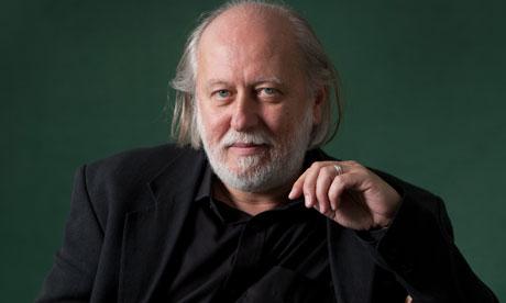 Hungarian writer László Krasznahorkai