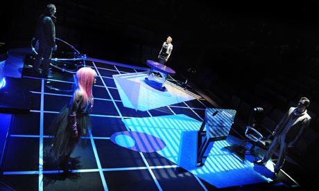Alan Ayckbourne's Surprises at Stephen Joseph theatre, Scarborough