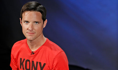 Kony 2012 film-maker Jason Russell, whose psychotic breakdown was linked to extreme internet exposure. Photograph: Brendan Mcdermid/Reuters