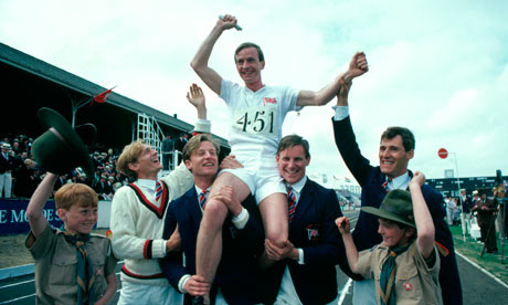 How we made: Hugh Hudson and Nicholas Farrell on Chariots of Fire ...