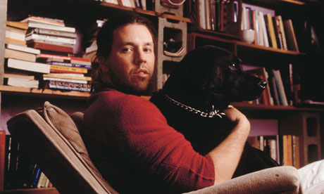David Foster Wallace in 1996