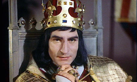 Laurence Olivier como Ricardo III