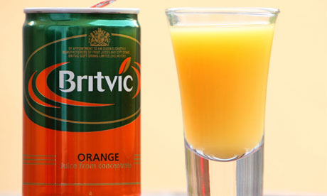 AG Barr and Britvic in merger talks