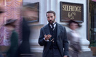 Jeremy Piven as Harry Selfridge in the ITV1 drama Mr Selfridge
