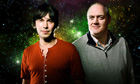Professor Brian Cox and Dara Ó Briain