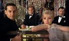 Baz Luhrmann's The Great Gatsby.