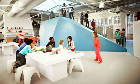 School design how important are buildings to learning for Sillas descanso modernas
