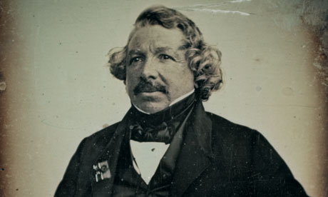 Louis Daguerre, the most famous of the founding fathers of photography.