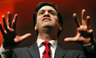 Ed Miliband, leader of the Labour Party