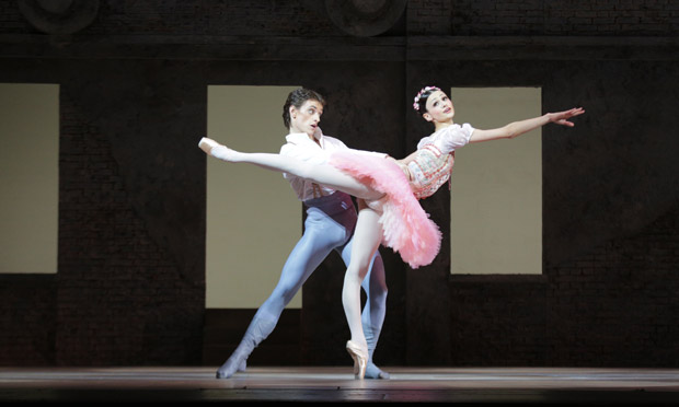Coppélia – review | Stage | The Guardian