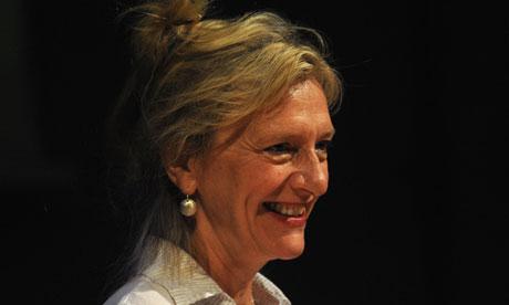 Pulitzer prize-winning novelist Elizabeth Strout