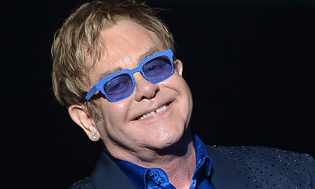 Elton John soundtrack ...