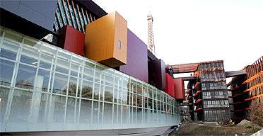 Musee du Quai Branly, Paris