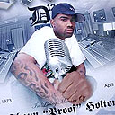 Rapper Proof's funeral service programme
